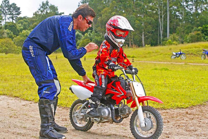 Motocicleta Uma Paixão De Pai Para Filho Blog Da Infomoto Uol