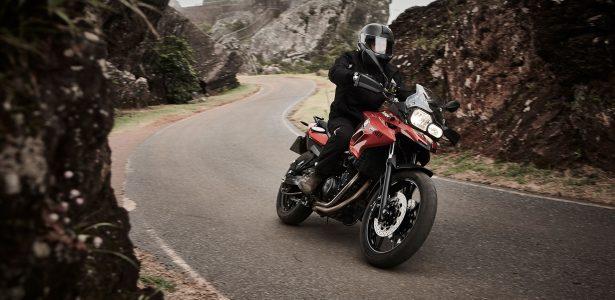 00fd54493576c BMW cria linha de equipamentos focada no motociclista brasileiro - Blog da  Infomoto - UOL