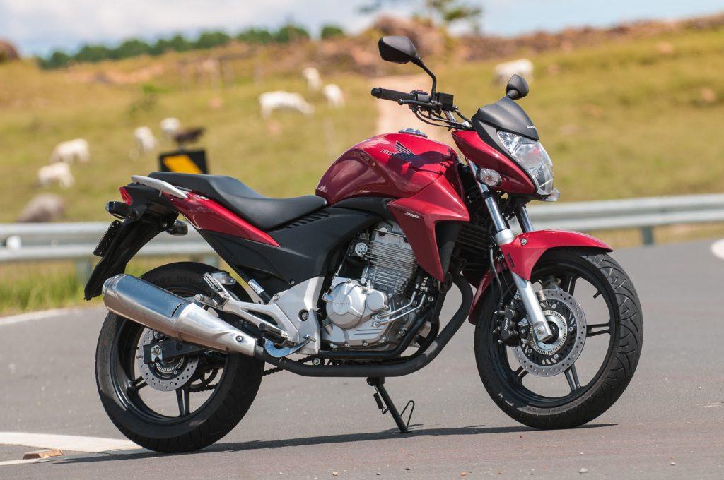 6dac0082a65 Dicas para comprar uma Honda CB 300R usada - Blog da Infomoto - UOL