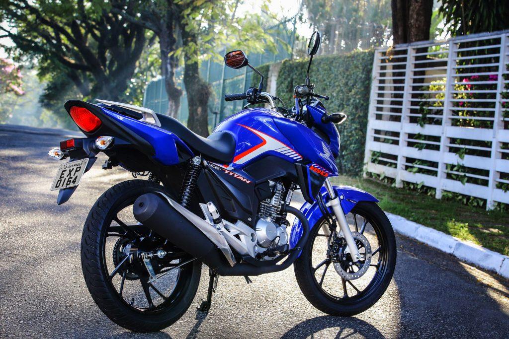 1cce44b33 Honda CG 2018  conheça as novidades na moto mais vendida do Brasil ...