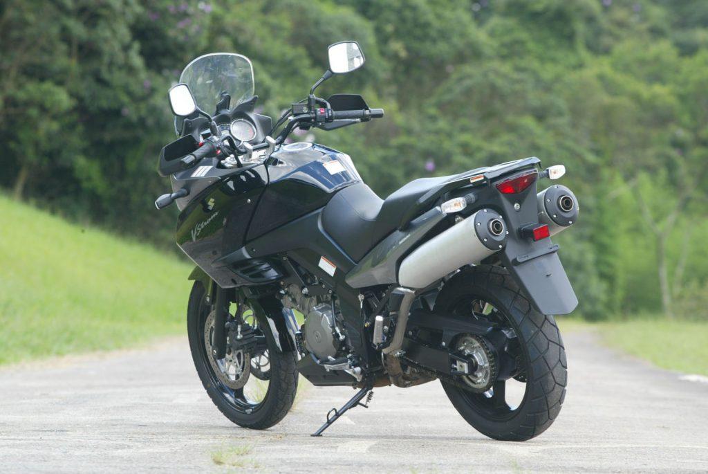 Suzuki V Strom Wallpaper
