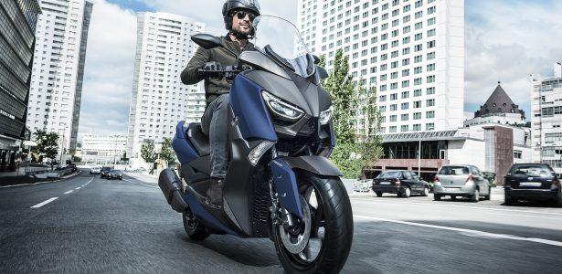 Yamaha   XMax 250 já está em pré-venda com preço sugerido de R$ 21.990