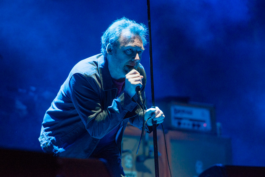 Jesus and Mary Chain play Primavera Sound 2013