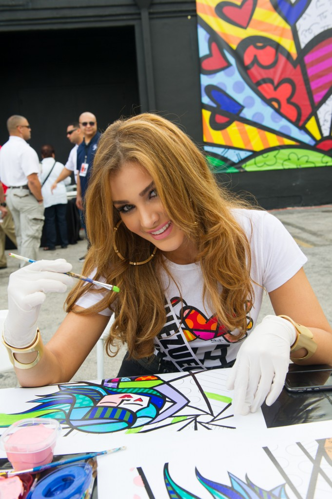 Darren Decker/Miss Universo