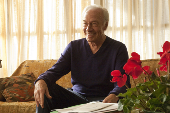 Christopher Plummer em Beginners
