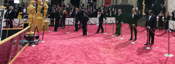 86th Academy Awards, Arrivals