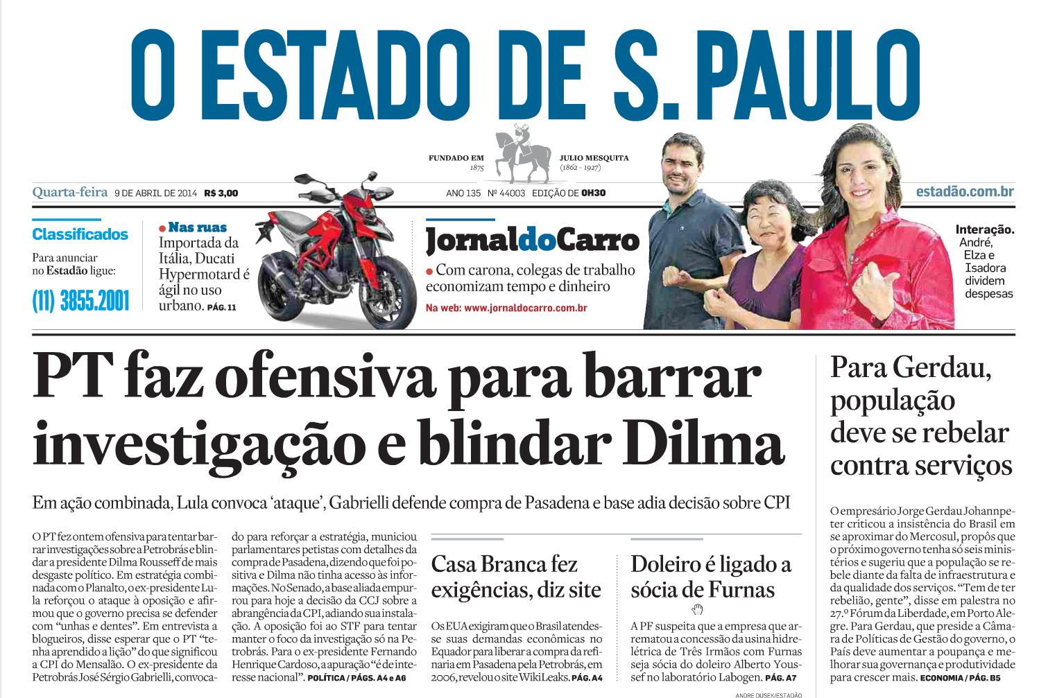 3-Estadao-primeira-pagina-09abr2014