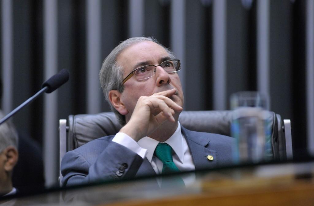 Sessão extraordinária para discussão e votação de diversos projetos. Presidente da Câmara. dep. Eduardo Cunha (PMDB-RJ) Data: 20/08/2015 - Foto: Alex Ferreira / Câmara dos Deputados