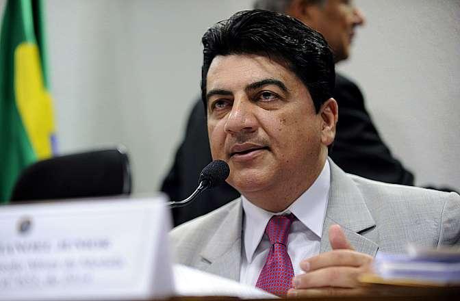 O relator do projeto na comissão especial, deputado Manoel Junior (PMDB-PB)
