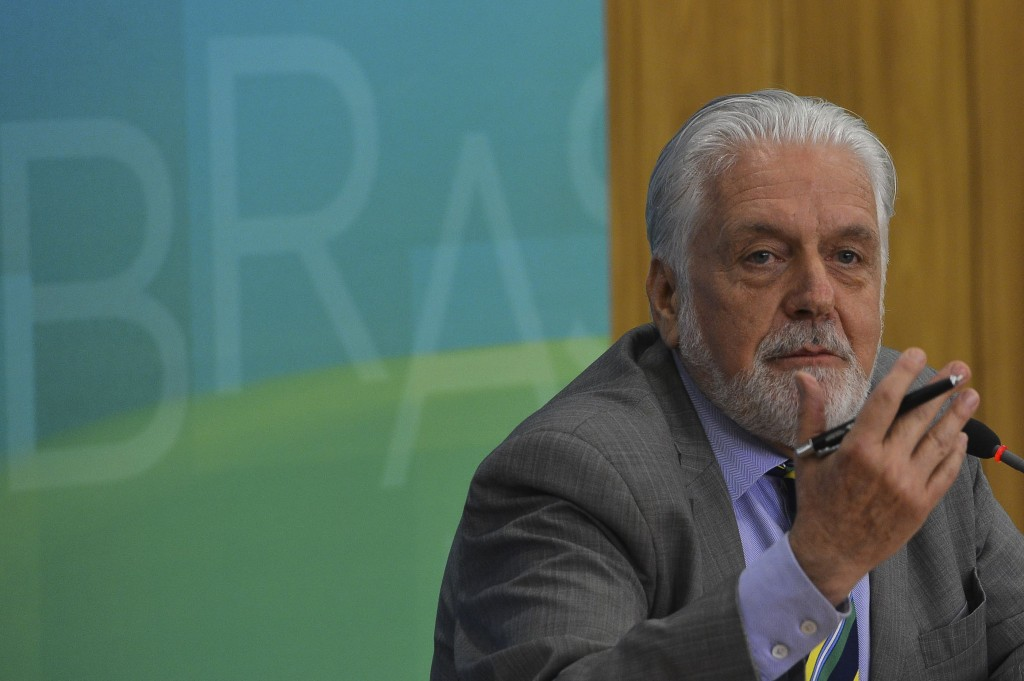 Brasília - Entrevista coletiva do ministro-chefe da Casa Civil, Jaques Wagner (Valter/Campanato/Agência Brasil)