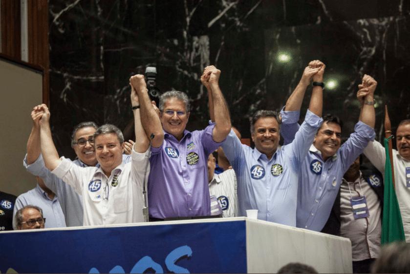 Convenção do PSDB em Belo Horizonte