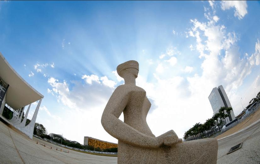 A sede do Supremo Tribunal Federal, em Brasília foto: Sérgio Lima – Poder360 – 27.set.2016