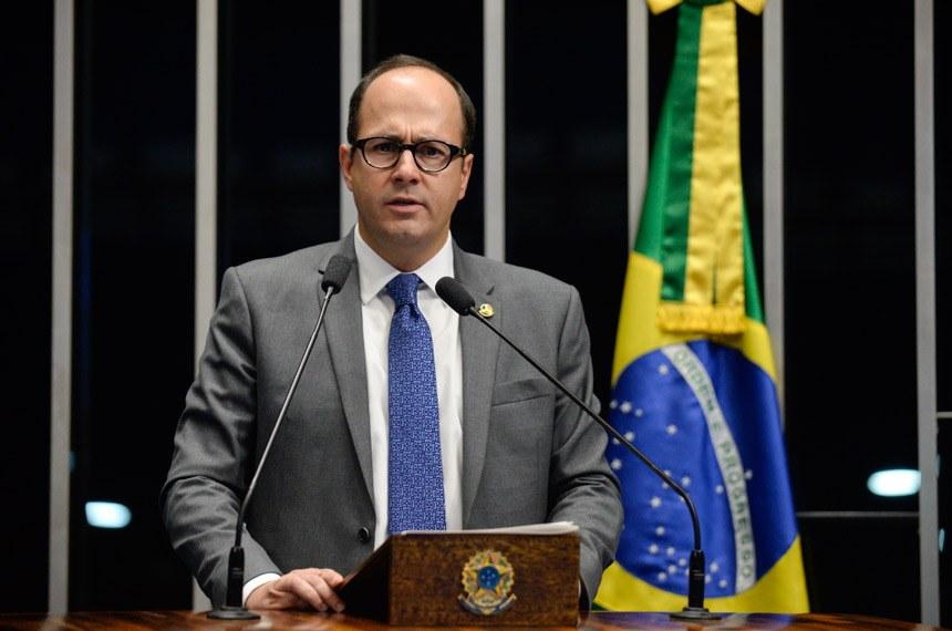 O senador Ricardo Franco (DEM-SE) é o suplente mais rico na Casa