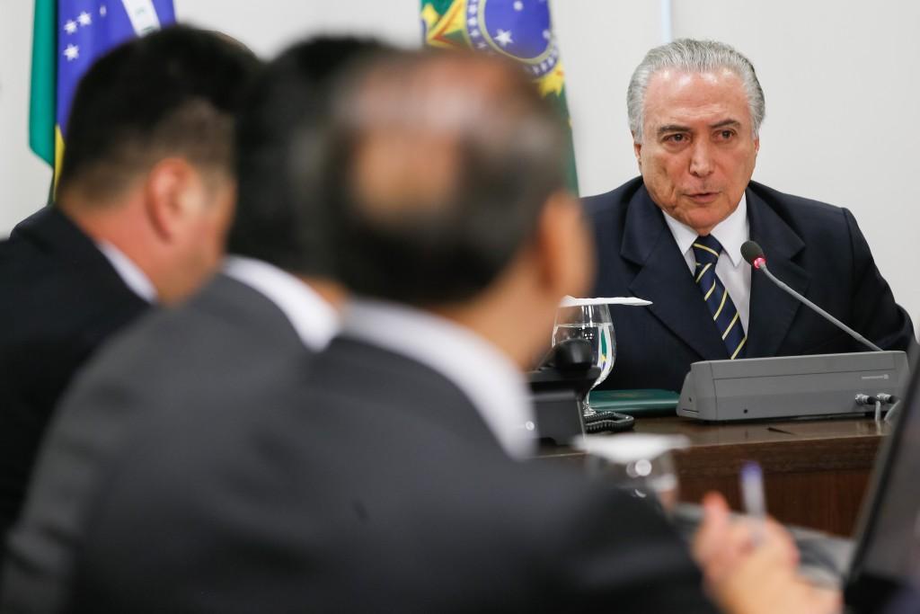 Foto: Beto Barata/Presidência da República - 7.nov.2016