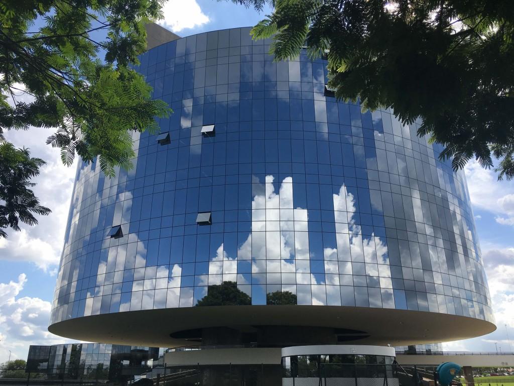 Sede da Procuradoria Geral da União, em Brasília