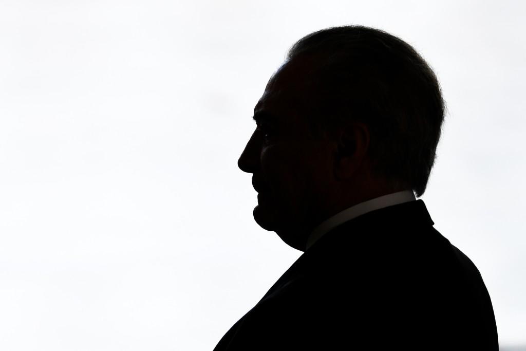 BRASÍLIA, DF, BRASIL, 31-10-2016: O Presidente Michel Temer recebe o ex-primeiro ministro de Portugal António Guterres, recém-eleito secretário-geral da ONU, no Palácio do Planalto. Foto: Sérgio Lima / PODER 360.