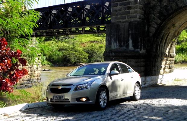 1 500 Km com o Cruze, o carro mundial da Chevrolet - Carros
