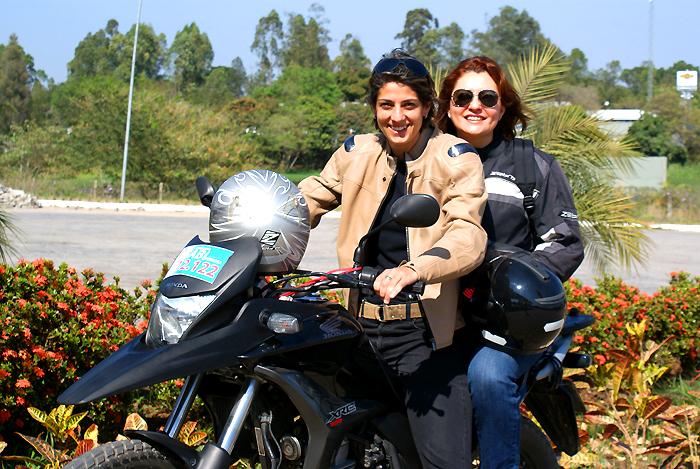 A mulher do moto taxi 3