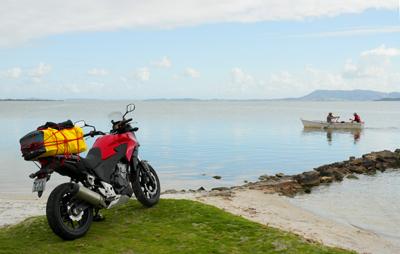 Viagem teste com a Honda CB 500X
