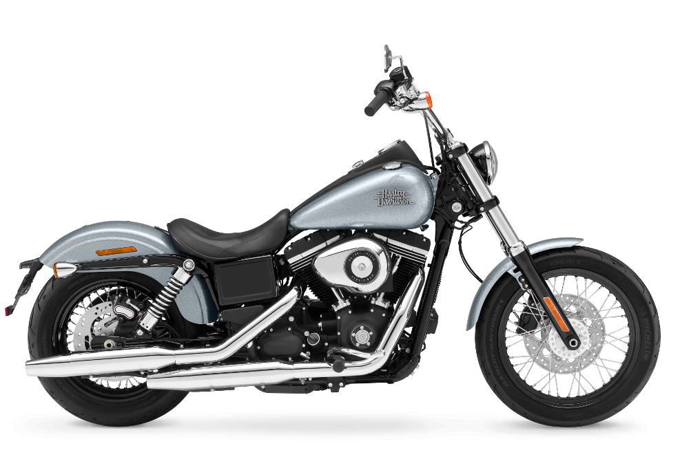 2015 DYNA Street Bob INTERNATIONAL ONLY