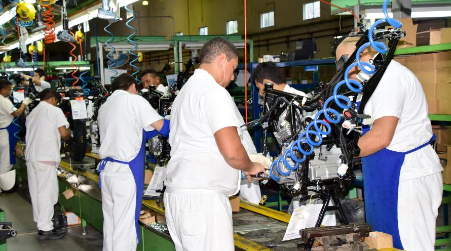 Fábrica da Traxx em Manaus