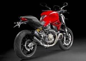 Ducati Monster 821 fabricada no Brasil