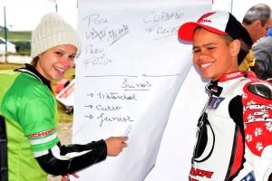 Honda Junior Cup Brasil - Seletiva 2015