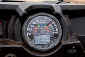 Teste do UTV RZR S 900 da Polaris