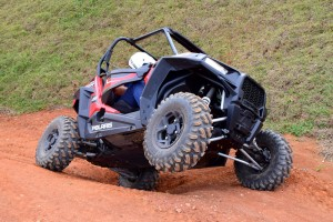 Teste do UTV RZR S 900 da Polaris