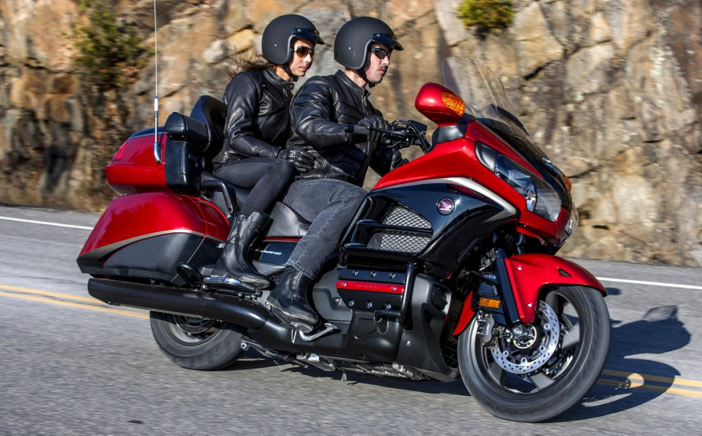 2015 Gold Wing
