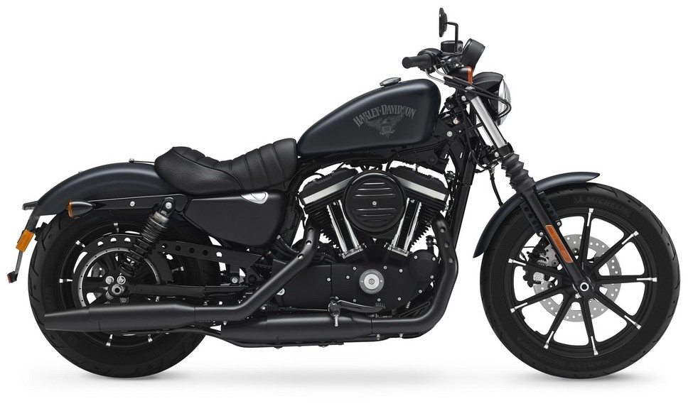 2016 Iron. Sportster. INTERNATIONAL ONLY