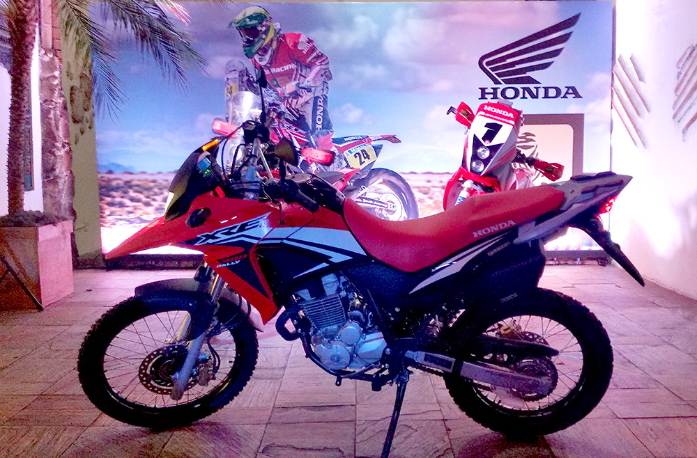 Honda XRE Rally 2016