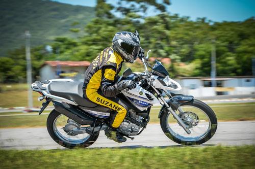 Yamaha XTZ 150 Crosser 2014