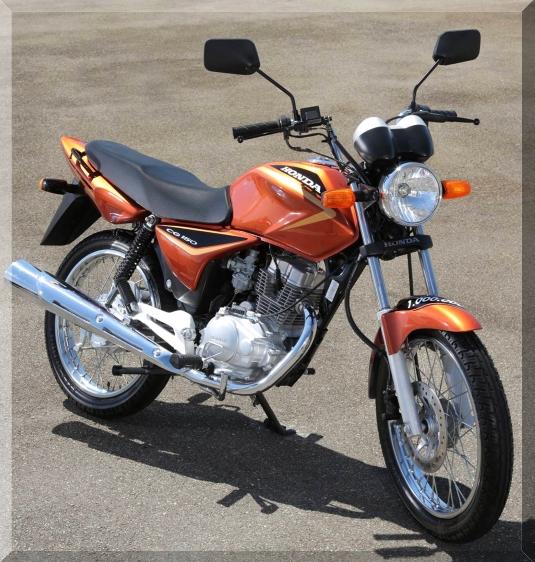 Edição especial comemorativa dos 35 anos da Honda no Brasil. Entra em vigor o PROMOT 1 e com isso o motor perde 1,1 cv, caindo para 14,2.