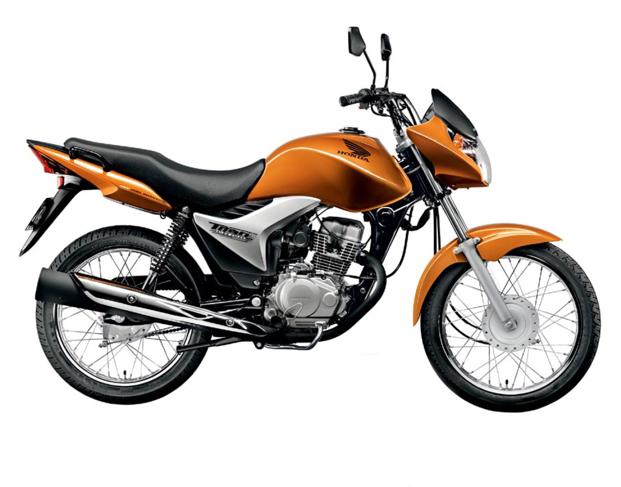 2010 - Com o nome de Titan Mix, veio com o sistema Mix Fuel Injection passando a ceitar também o etanol (álcool) como combustível ou qualquer mistura dele com gasolina. Foi a primeira motocicleta Flex no mundo.