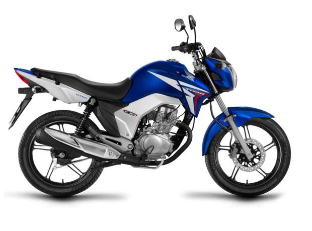 2014 - Nova geração com novos design, chassi, painel e rodas de liga leve. Ganhou o nome FlexOne (alinhando com o nome do sistema dado aos carros da Honda) e teve edição comemorativa aos 3 milhões de motos Flex vendidas.