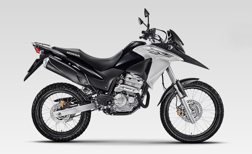 Honda doa 20 motocicletas para o Programa marginal Livre