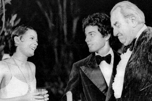 Bete Mendes (Silvia), Buza Ferraz (Cauê) e Ziembinski (Conrad Mahler) em