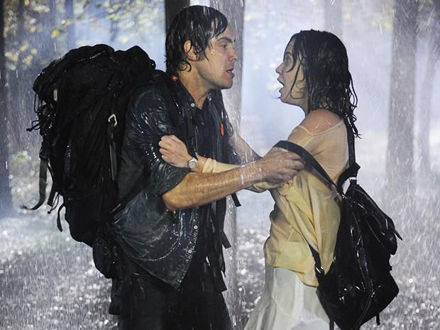 Sérgio Guizé e Nathalia Dill (Foto: Pedro Paulo Figueiredo/TV Globo)