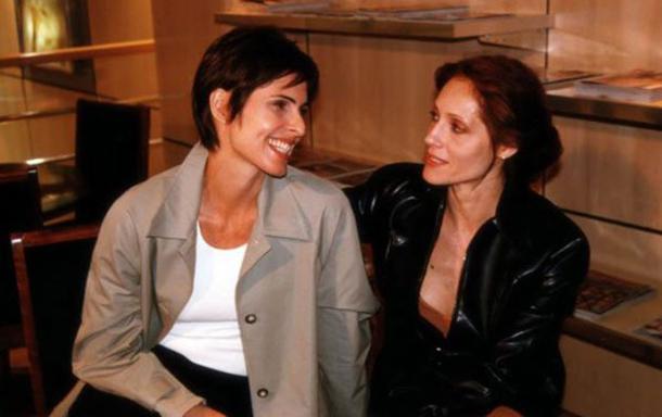 Silvia Pfeifer e Christiane Torloni, como as lésbicas rejeitadas de
