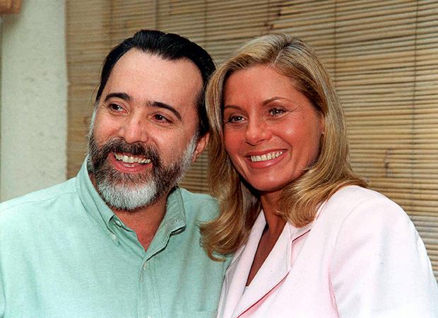 Tony Ramos e Vera Fischer (Fotos: Divulgação/TV Globo)