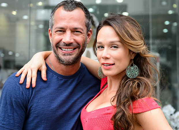 Malvino Salvador e Mariana Ximenes (Foto: Fabiano Battaglin/Gshow)