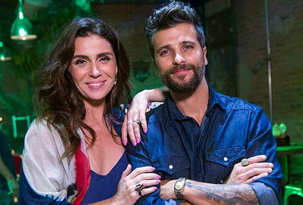Giovanna Antonelli e Bruno Gagliasso na novela das 6 (Foto: Maurício Fidalgo/TV Globo)