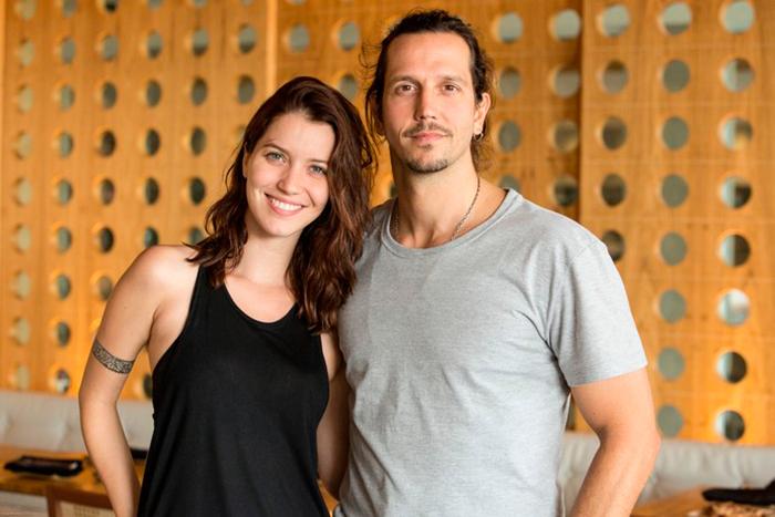 Nathalia Dill e Vladimir Brichta (Foto: Felipe Monteiro/TV Globo)