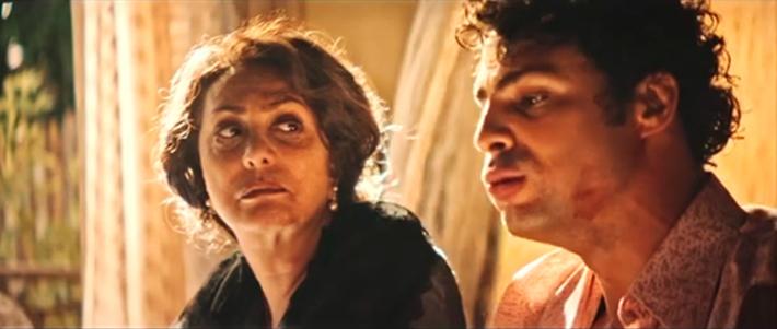 Eliane Giardini e Cauã Reymond (Foto: reprodução)