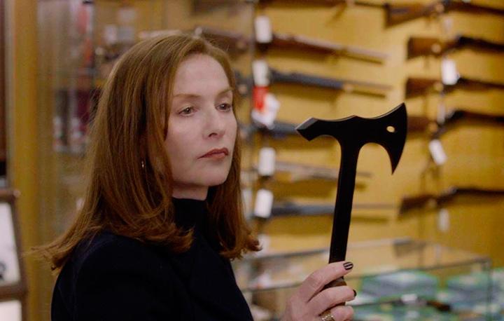 Isabelle Huppert em cena (Foto: divulgação)