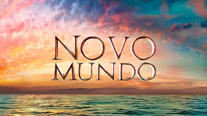 Logotipo da novela (Foto: TV Globo)