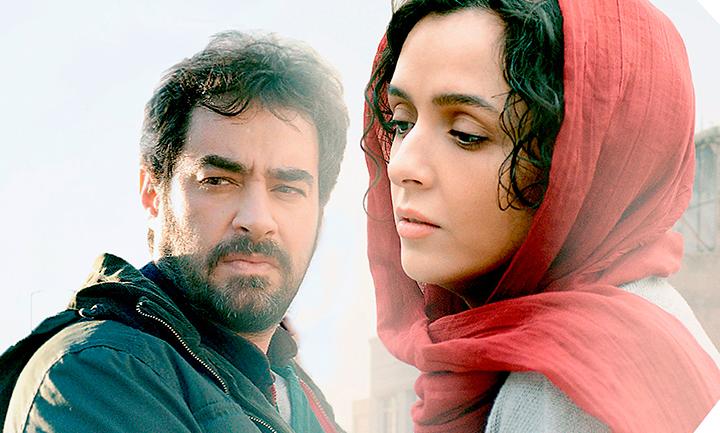 Shahab Hosseini e Taraneh Alidoosti (Foto: divulgação)