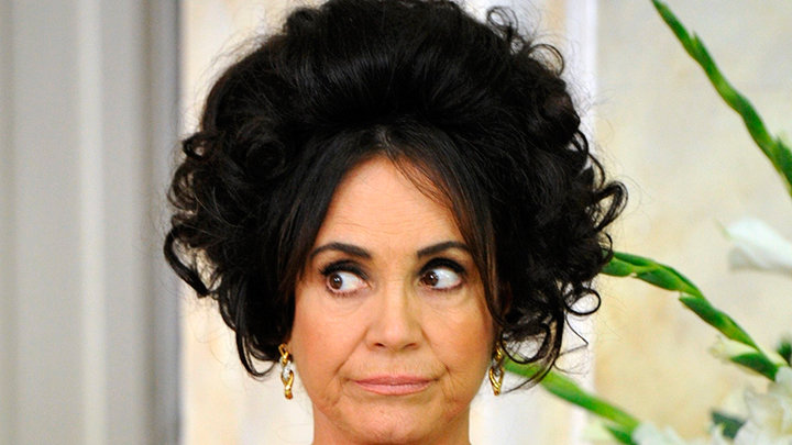 """Regina Duarte como Clô Hayalla em """"O Astro"""""""