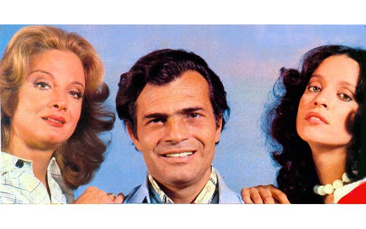 ... César Muniz propôs uma ideia inovadora para o universo da telenovela   desvendar para o público os bastidores da produção de uma novela de televisão  e os ... 95601a52d6918